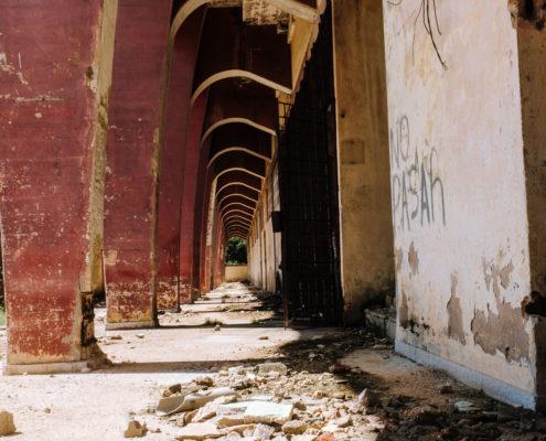 ruins cuba