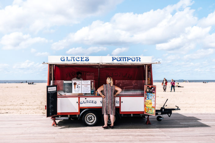 glace deauville