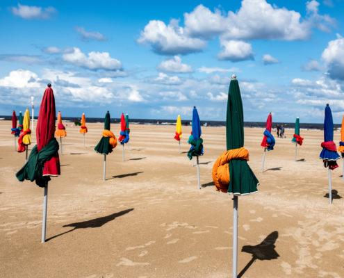 parasols deauville