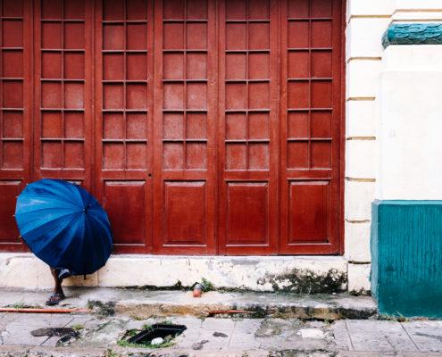 umbrella cuba